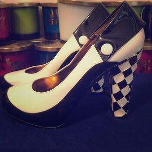 Vintage Rockabilly heels